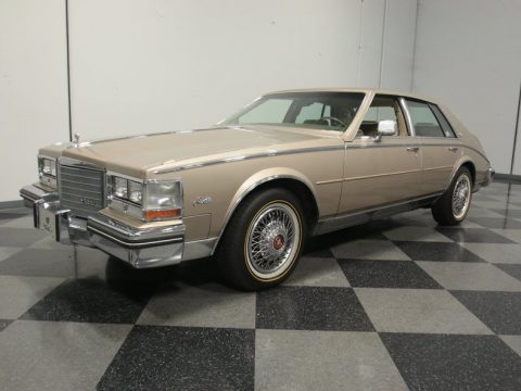 1985 Cadillac Seville base sedan for sale