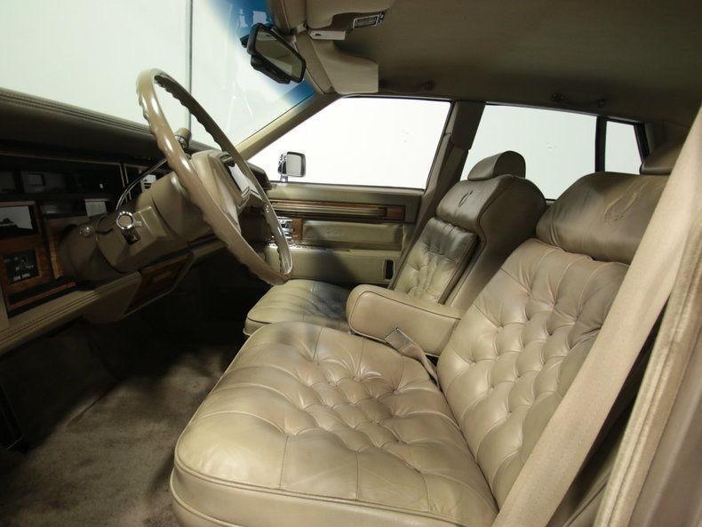 1985 Cadillac Seville base sedan