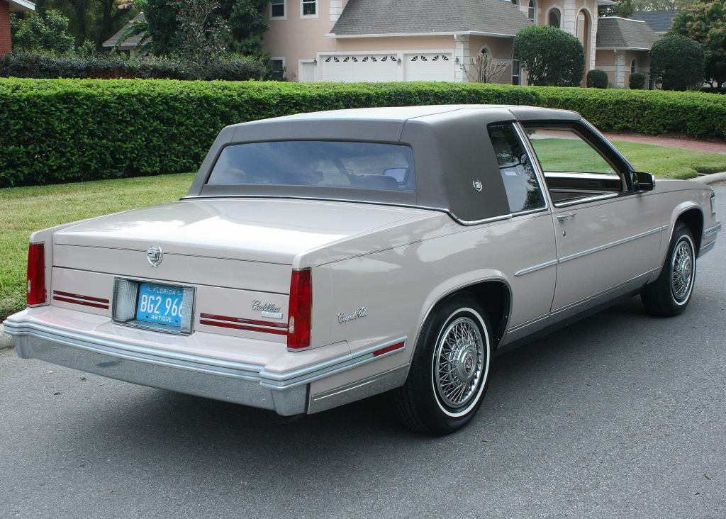 Cadillac Deville Base Coupe For Sale