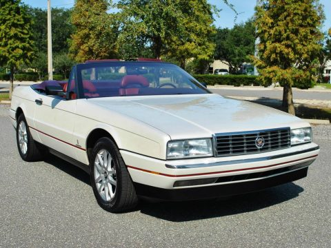 1989 Cadillac Allante Convertible for sale