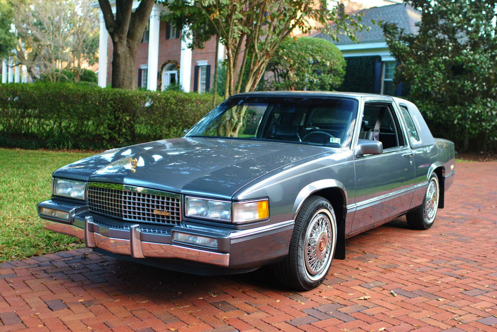 1989 cadillac deville coupe for sale. Black Bedroom Furniture Sets. Home Design Ideas