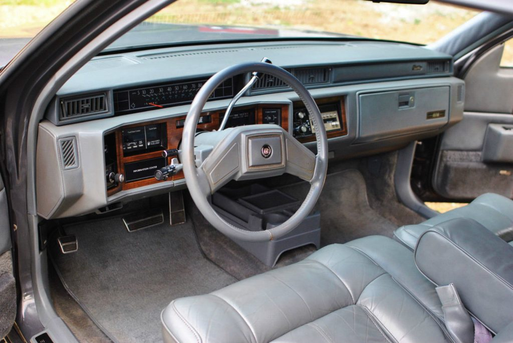 1989 Cadillac Deville Coupe For Sale