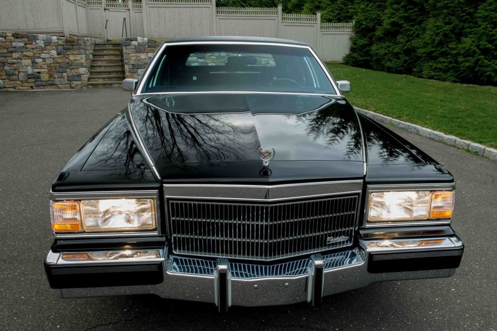 Cadillac Brougham Delegance Sedan For Sale X