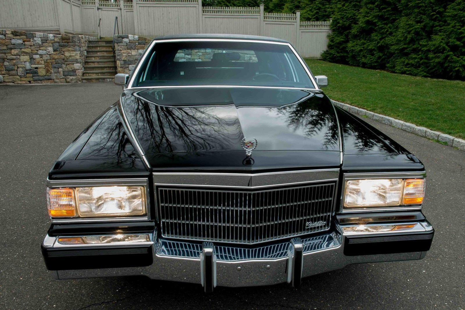 1990 Cadillac Brougham D Elegance Sedan For Sale
