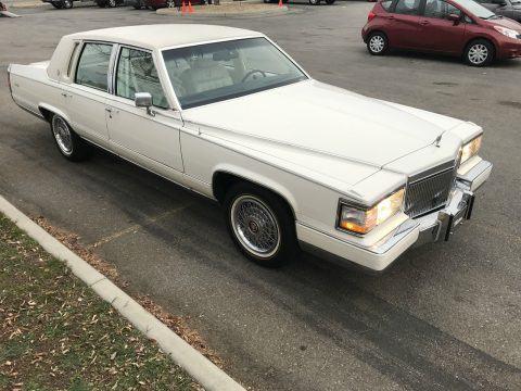 1992 Cadillac Brougham D'elegance Sedan for sale