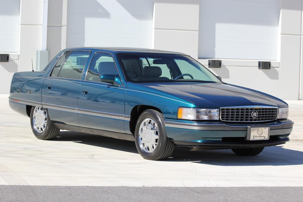 1995 Cadillac Deville Concours For Sale