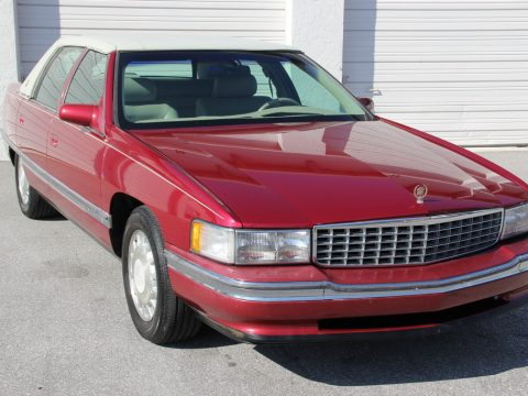 1996 Cadillac Deville Base for sale
