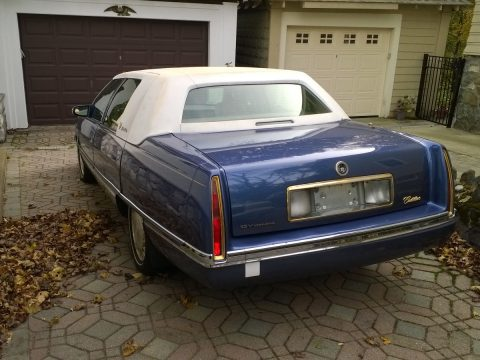 1996 Cadillac Deville Concours for sale
