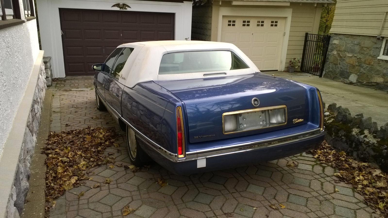 1996 Cadillac Deville Concours For Sale