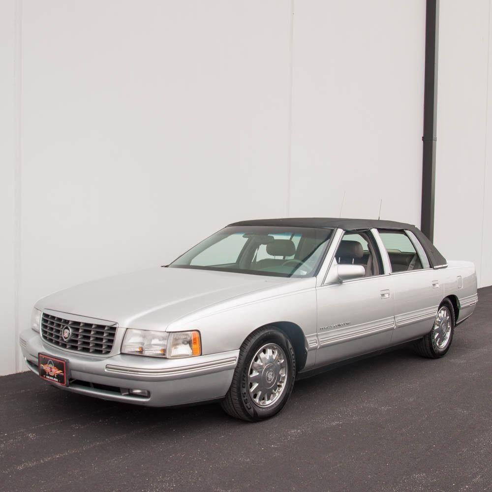 1999 Cadillac Deville Concours Sedan For Sale