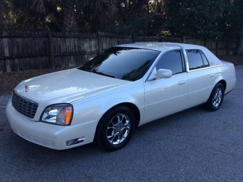 2000 Cadillac DeVille for sale