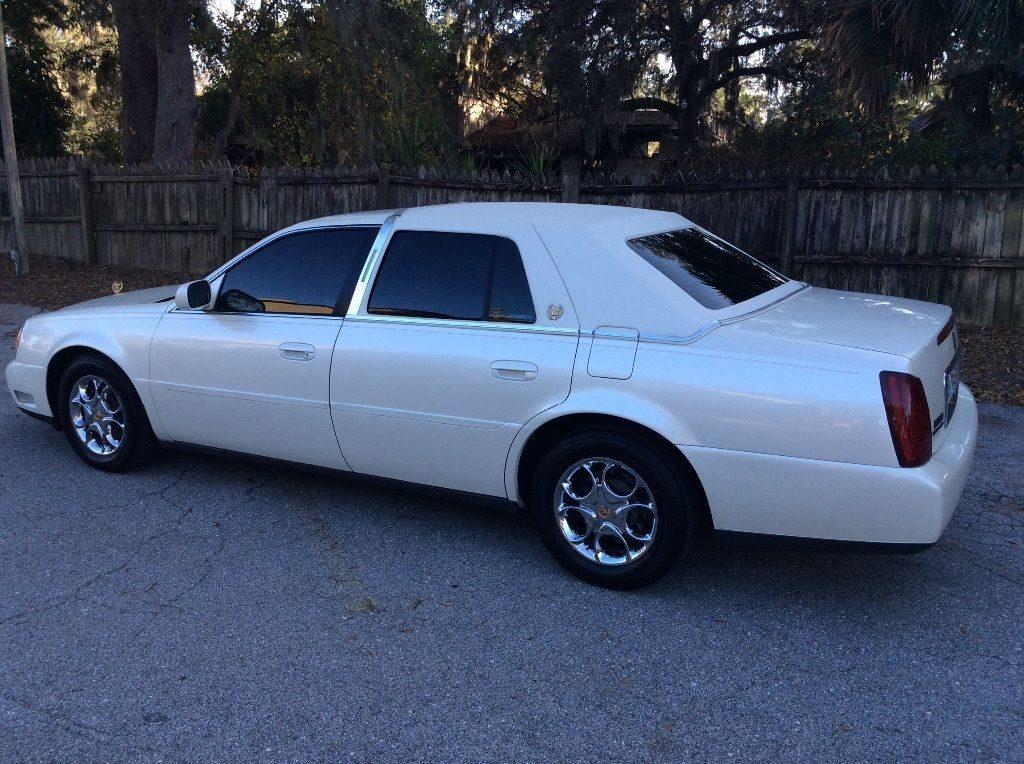 2000 Cadillac Deville For Sale