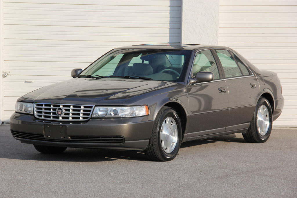 2000 Cadillac Seville Sls For Sale
