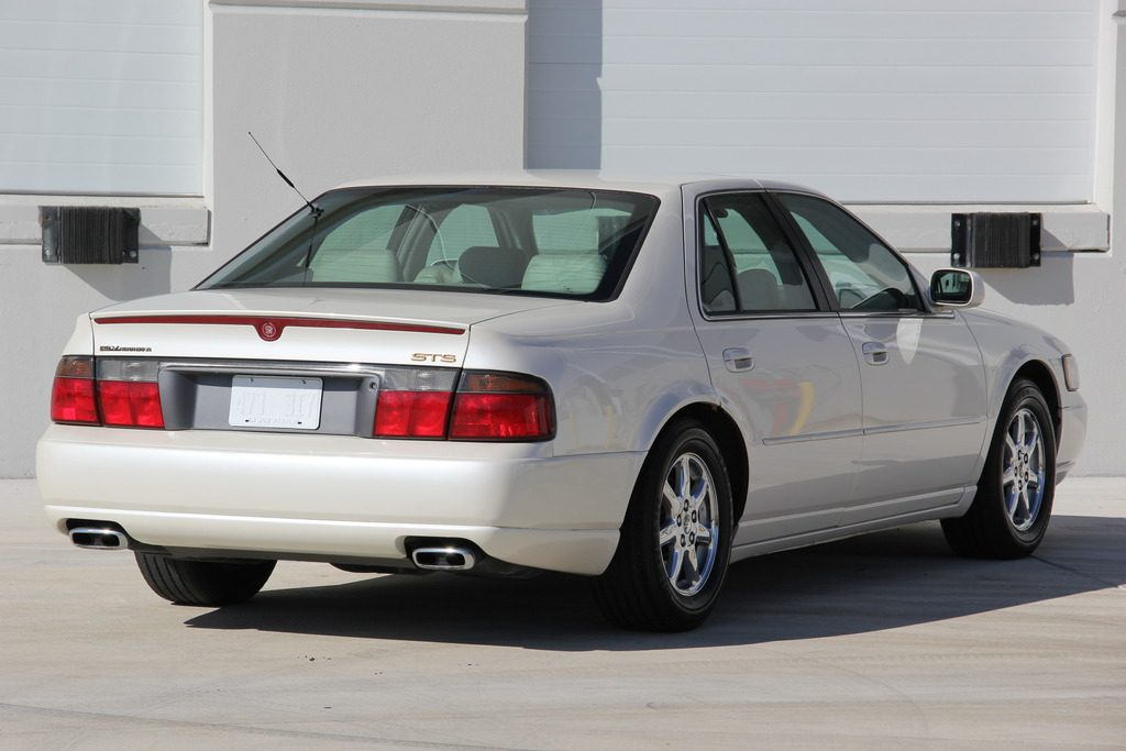2000 Cadillac Seville Sls Touring For Sale