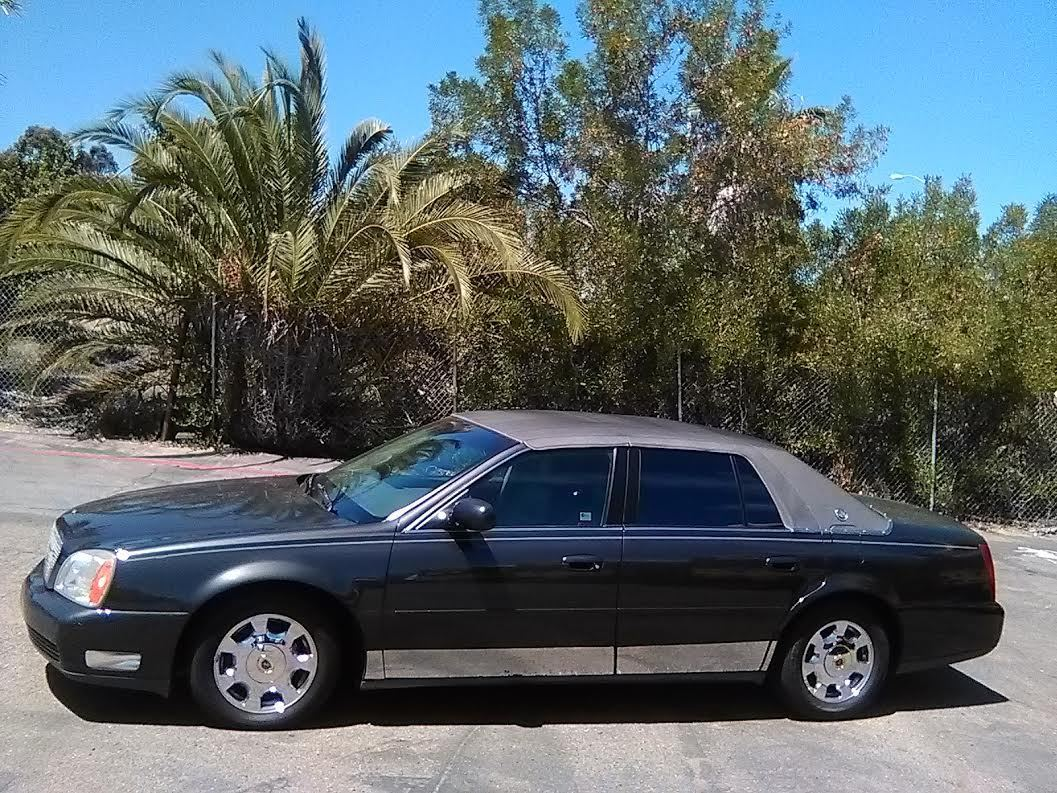 2001 Cadillac DTS for sale