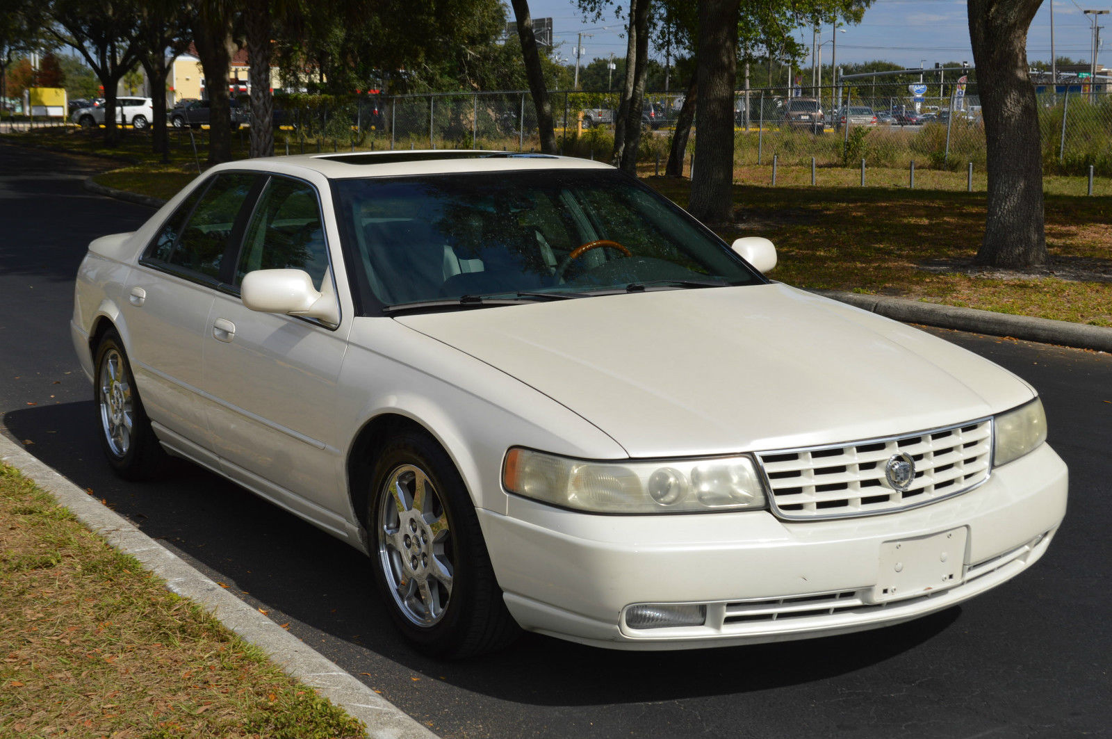 2001 Cadillac Sts For Sale
