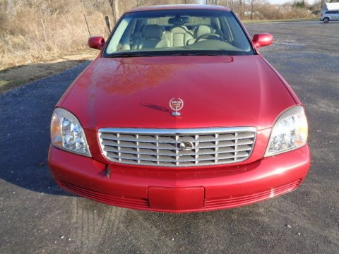 2002 Cadillac Deville for sale