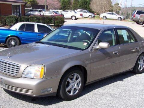 2002 Cadillac Deville Premium for sale