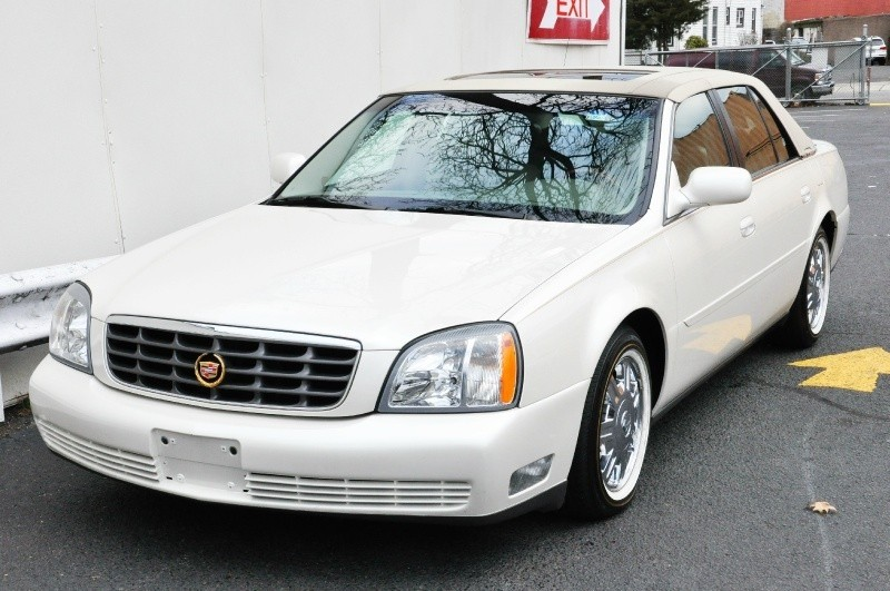2003 Cadillac Deville Dhs Sedan For Sale