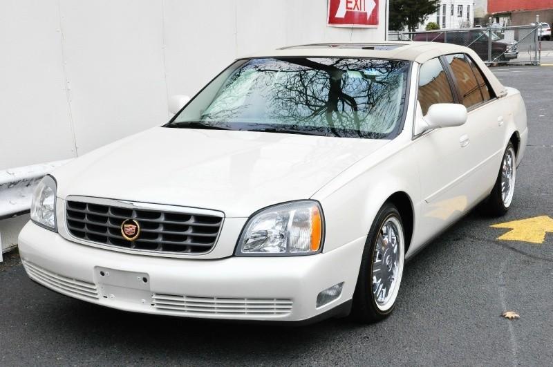 2003 Cadillac Deville DHS Sedan for sale