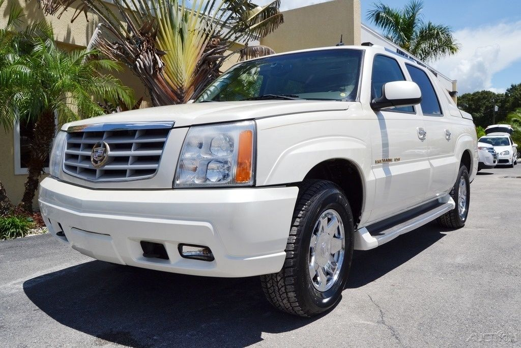 Bose Car Speakers >> 2003 Cadillac Escalade Base Crew Cab Pickup for sale