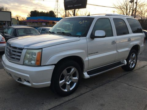 2003 Cadillac Escalade Base Sport for sale