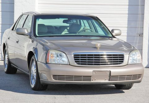 2004 Cadillac Deville Base for sale