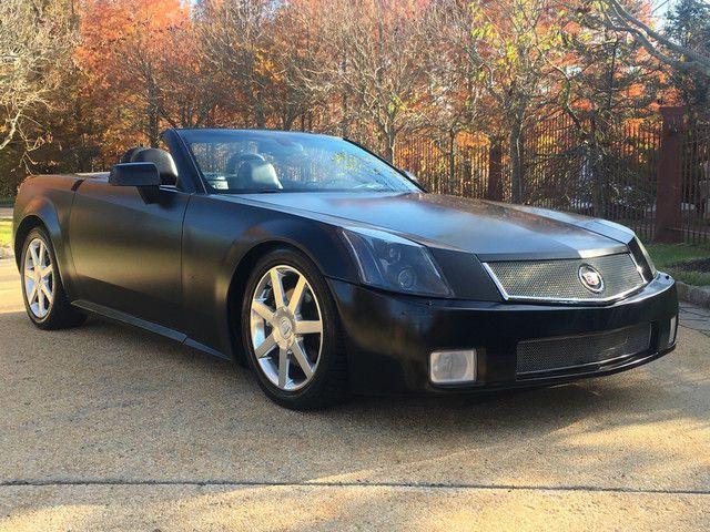 Cadillac Xlr Base Convertible For Sale