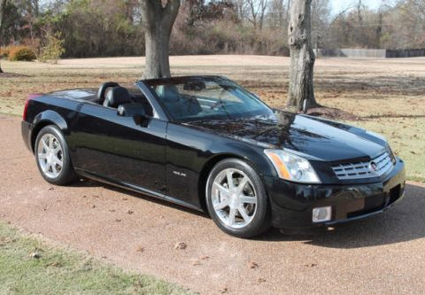 2005 Cadillac XLR Convertible for sale