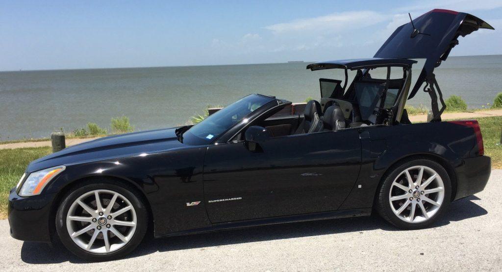 Cadillac Xlr V For Sale X