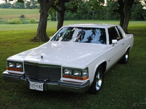 Absolutely beautiful 1981 Cadillac Coupe Deville for sale