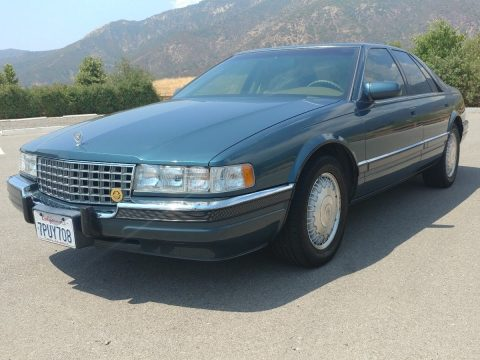 Clean and Rustfree 1993 Cadillac Seville for sale