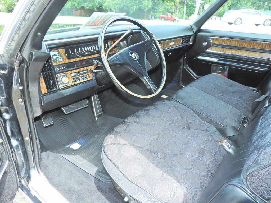 Original 1970 Cadillac Fleetwood
