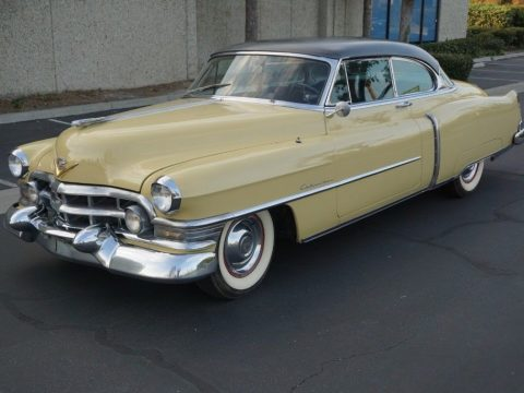 exceptional 1952 Cadillac Series 62 Coupe for sale