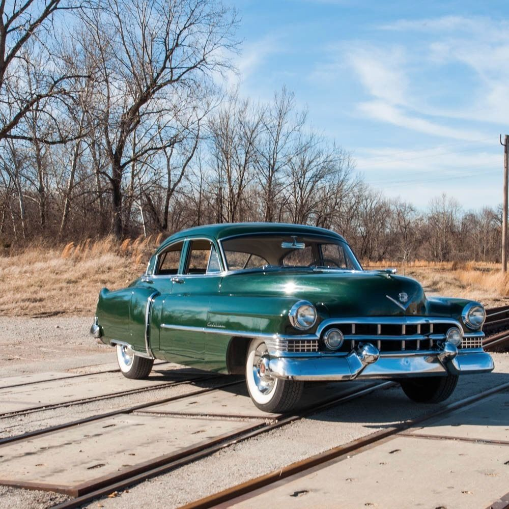 Cadillac V Series For Sale: New Parts 1951 Cadillac Series 61 Sedan Partly Restored Original For Sale