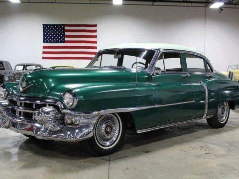 older repaint 1953 Cadillac Series 62 Sedan for sale