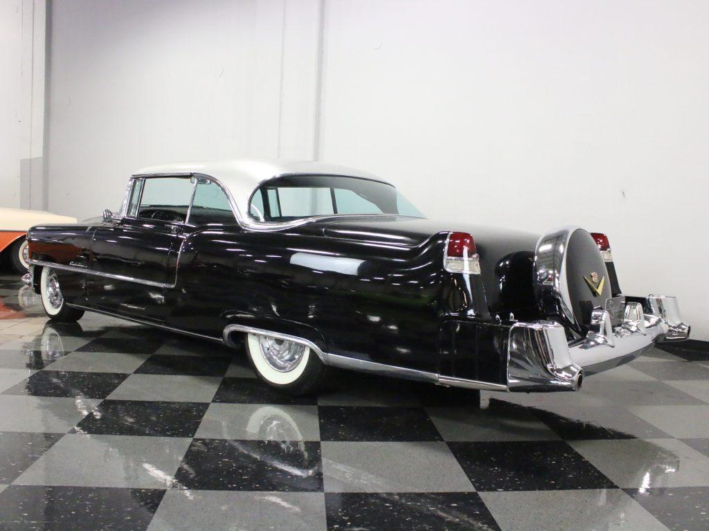 Resto mod 1955 Cadillac Series 62 Coupe