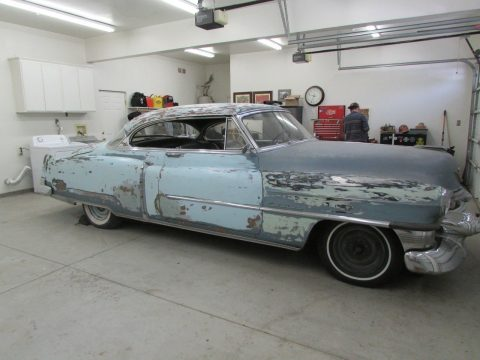 rust free 1953 Cadillac Coupe DeVille for sale