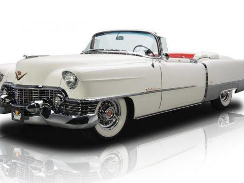 super clean 1954 Cadillac Eldorado convertible for sale