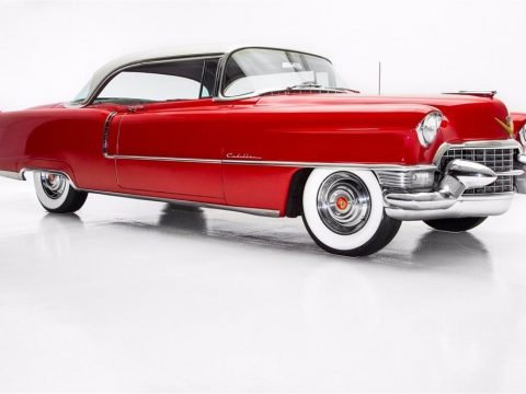 well preserved 1955 Cadillac Coupe Deville for sale