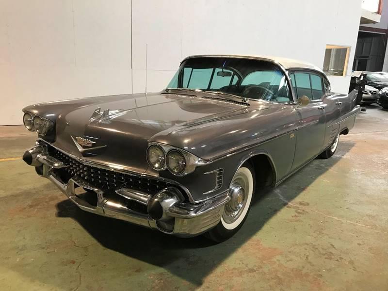 needs some work 1958 Cadillac Series 62 Sedan