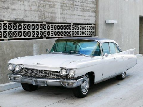 new crate engine 1960 Cadillac Fleetwood 60 Special for sale