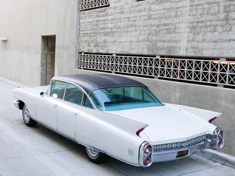 new crate engine 1960 Cadillac Fleetwood 60 Special