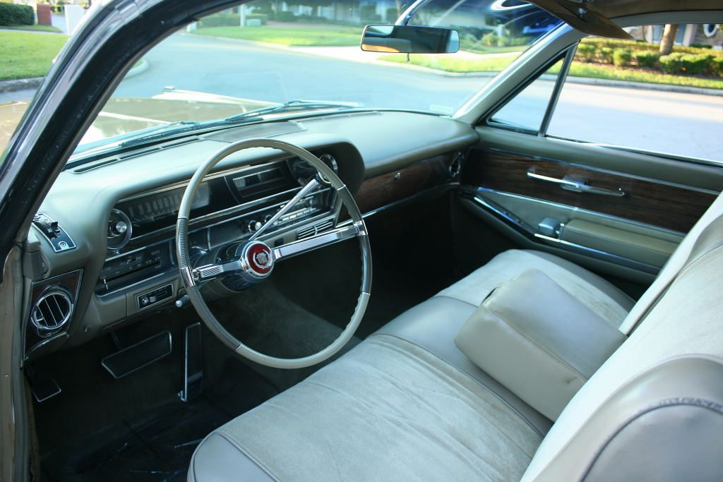 new paint 1963 Cadillac Fleetwood Sixty Special