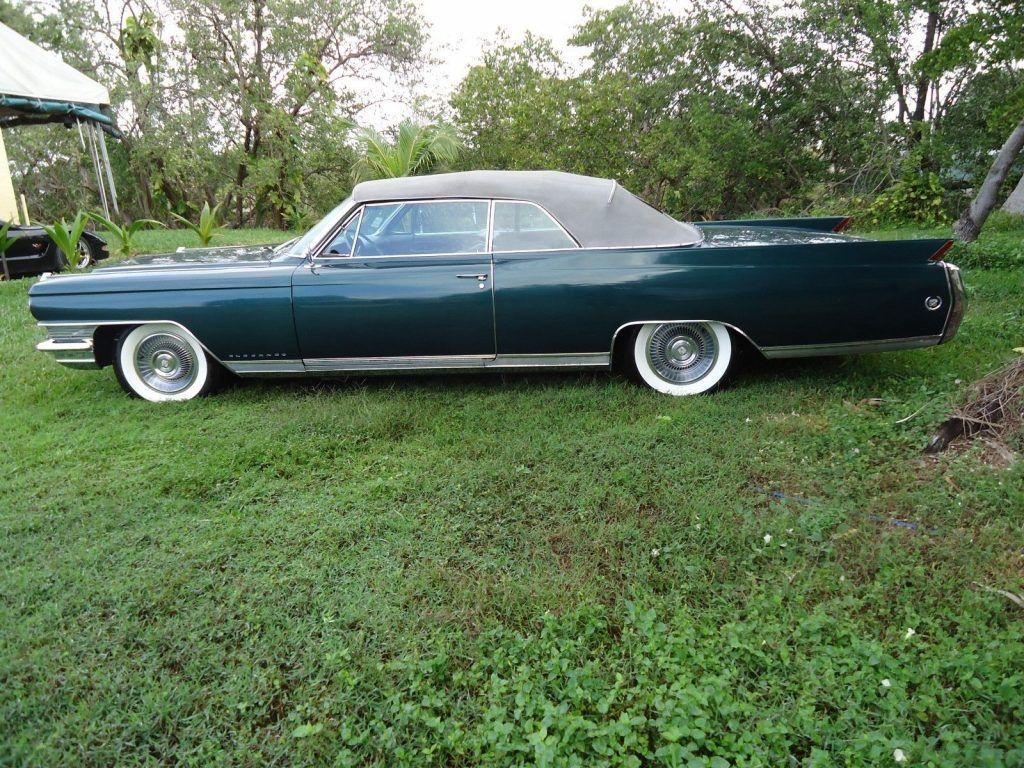 rare 1964 Cadillac Eldorado convertible
