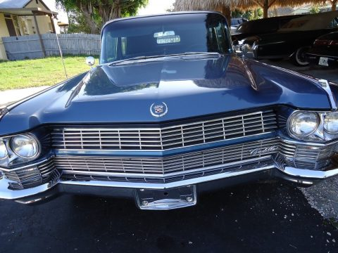 rare 1965 Cadillac Fleetwood Limousine for sale