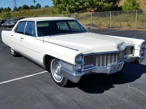 rust free 1965 Cadillac Fleetwood Sedan for sale
