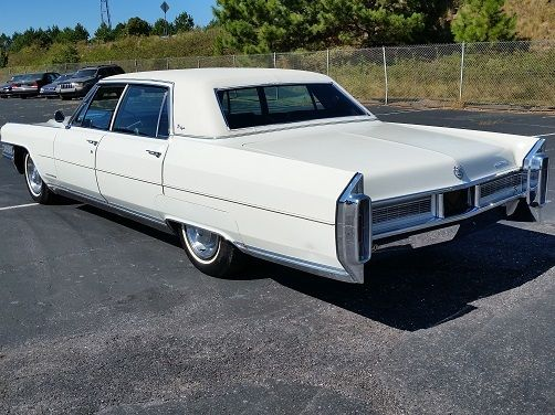rust free 1965 Cadillac Fleetwood Sedan
