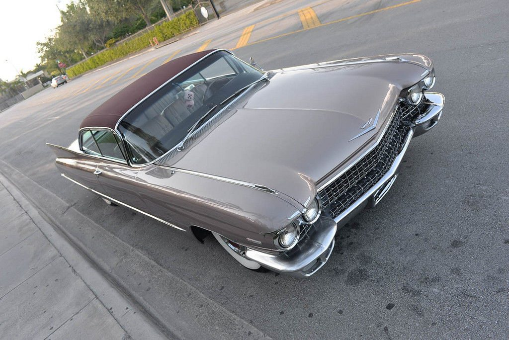 Show Car 1960 Cadillac Series 62 Coupe
