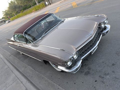Show Car 1960 Cadillac Series 62 Coupe for sale